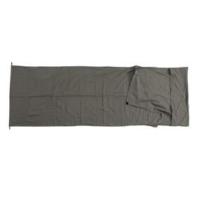 Basic Nature sacco lenzuolo in cotone Sacco lenzuolo a sacco grigio